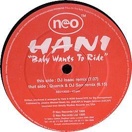 Hani - Baby Wants To Ride