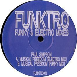Paul Simpson - Musical Freedom (2007 Remixes)