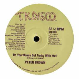 Peter Brown - Do You Wanna Get Funky