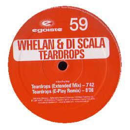 Whelan & Di Scala / Rockin' Dolphins - Teardrops / Fight For Your Right
