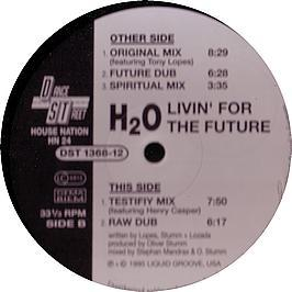 H20 - Livin' For The Future