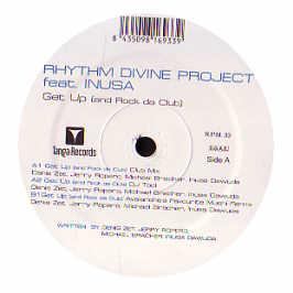 Rhythm Divine Project Feat Inusa - Get Up (And Rock Da Club)