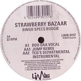 Strawberry Bazaar - Bingo Specs Boogie