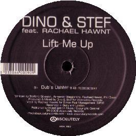 Dino & Stef - Lift Me Up