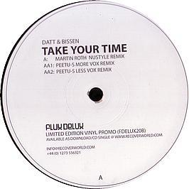Datt & Bissen Feat. Tiff Lacey - Take Your Time (Remixes)