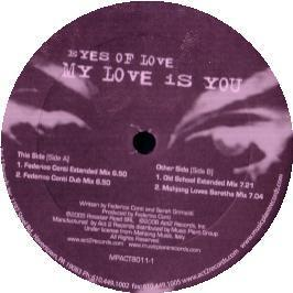 Eyes Of Love - My Love Is You