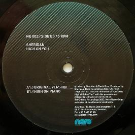 Sheridan - High On You