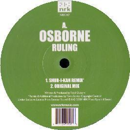 Osborne - Ruling (Remixes)
