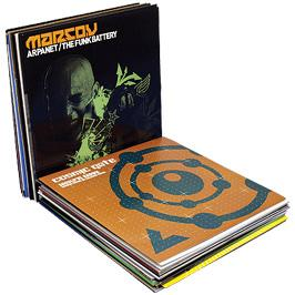 Bargain Mystery Pack - 25 Trance Records
