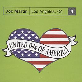United DJ's Of America - Doc Martin - Los Angeles, Ca