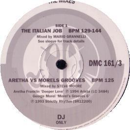 Aretha Franklin Vs George Morel - Deeper Grooves