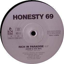 Honesty 69 - Rich In Paradise