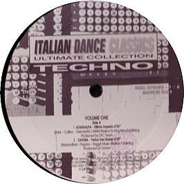 Various Artists - Italian Dance Classics - Techno Volume 1