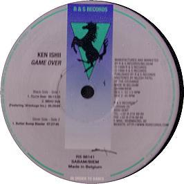 Ken Ishii - Game Over