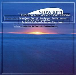 various artists - Slowburn