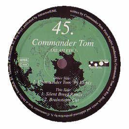 Commander Tom - Are Am Eye? 1999