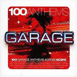 Various Artists - 100 Garage Anthems