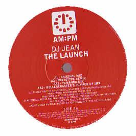 DJ Jean - The Launch