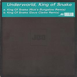 Underworld - King Of Snake (Disc 2)