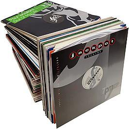 "Bargain Mega Vinyl Pack - 100 Assorted 12"" Records"
