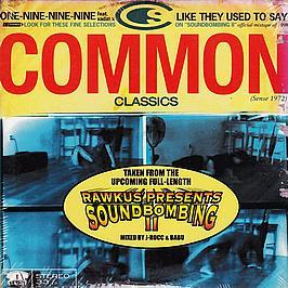 Common - One Nine Nine Nine