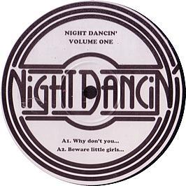Various Artists - Night Dancin' Volume One