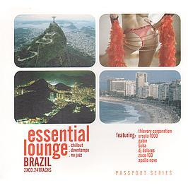 Various Artists - Essential Lounge - Brazil
