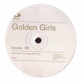 Golden Girls - Kinetic 99 (Remixes)