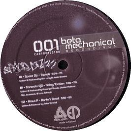 Various Artists - Beta Mechanical 001