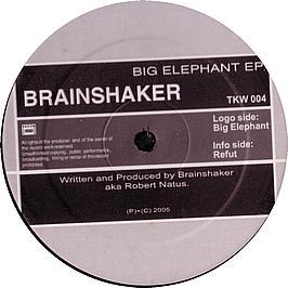 Brainshaker - Big Elephant EP
