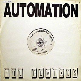 Automation - Pacemaker (Remixes EP)