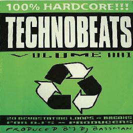DJ Bassman - 100% Hardcore Technobeats (Volume 1)