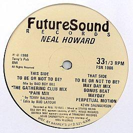 Neal Howard - To Be Or Not To Be