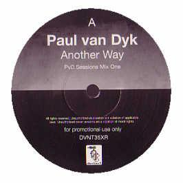 Paul Van Dyk - Another Way (Remix)