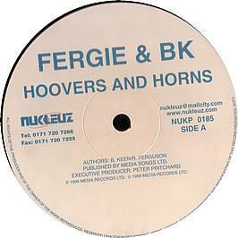 Fergie & Bk - Hoovers And Horns