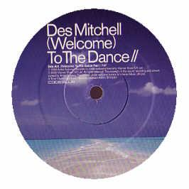 Des Mitchell - Welcome To The Dance