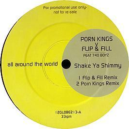 Porn Kings Vs Flip & Fill - Shake Ya Shimmy (Remixes)