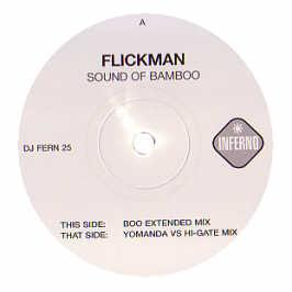 Flickman - Sound Of Bamboo