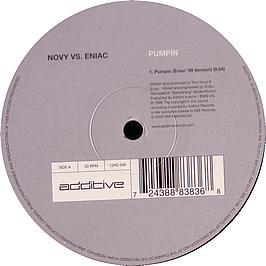 Novy Vs Eniac - Pumpin (Remixes)