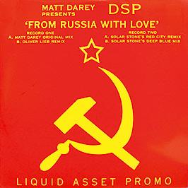 Matt Darey Presents - From Russia With Love