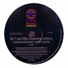 Sly T & Ollie J - Underground Confusion