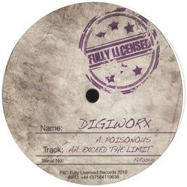 Digiworx - Poisonous