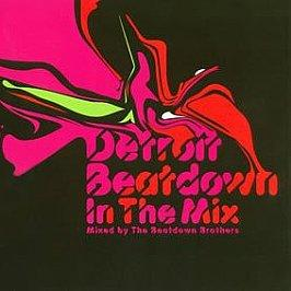 Various Artists - Detroit Beatdown (In The Mix)