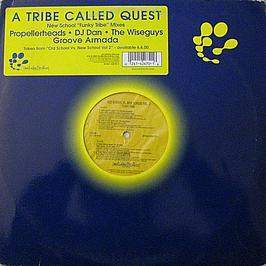 A Tribe Called Quest - Funky Tribe (Remix EP)