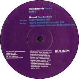 Russell - Fool For Love