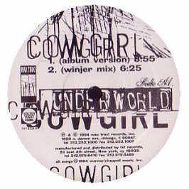 Underworld - Cowgirl (Remixes)