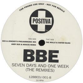 BBE - Seven Days & One Week (Remix)