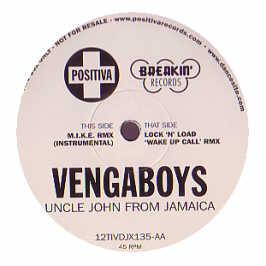 Vengaboys - Uncle John From Jamaica (Remix)