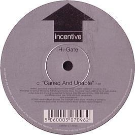 Hi-Gate - Caned & Unable/I Can Hear Voices