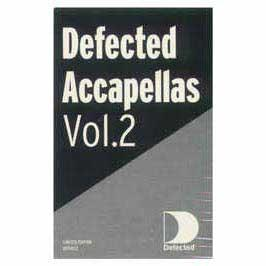 Defected Presents - Accapellas Vol.2